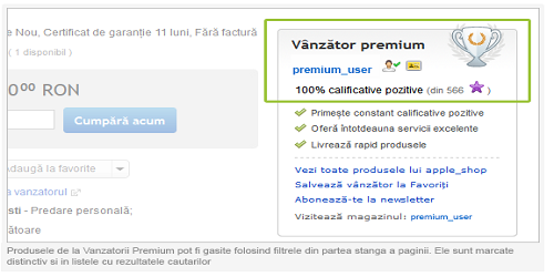 Vanzatorii-Premium